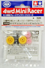 Tamiya 15429 Mini 4WD PRO High Speed EX Gear Set (for MS Chassis Ratio 3.7:1)