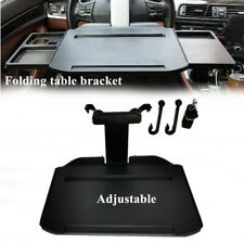 Car Seat Back Rack Cup Holder Dining Table Foldable Adjust Tray Bearing 10KG Kit