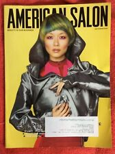 AMERICAN SALON MAGAZINE SEPTEMBER 2018 RUSKPRO HITS REFRESH WITH HAIRCARE SQUAD
