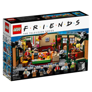 LEGO 21319 Ideas Friends Central Perk BRAND NEW SEALED FAST SHIPPING