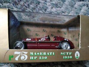 BRUMM R75 Scale 1:43 1950 #1 MASERATI SCTF