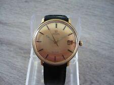montre homme omega automatic DE VILLE calibre 565 en plaquée or