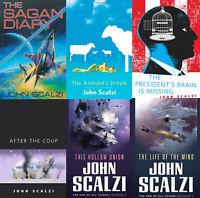 John Scalzi Kit - Old Mans War + Human Division + 35+ Books Kit [P.D.F]