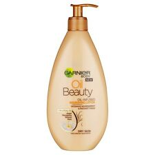 Garnier Body Oil Beauty Oil-Infused Intensive Nourishing Lotion -Dry Skin 400ml
