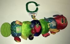 "Kids Preffered Eric Carle Caterpillar  13"" Plush Stuffed Animal"