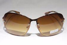 NWT Tommy Hilfiger MELONE WM OL78 Ladies Gold/Havana Frame Designer Sunglasses