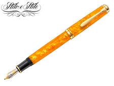 Pelikan M600 Vibrant Orange | Penna Stilografica Special Edition | Fountain Pen