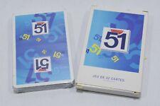 PASTIS 51 anis anisette jeu de 32 cartes neuf
