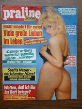 Praline Magazin 1989/31, Yves Laurent, Kylie Minoque Christina Plate, vom 27.07.