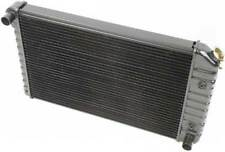 1972-79 6  Cylinder / Small Block V8 Automatic Trans 4 Row Copper/Brass Radiator