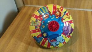 Schylling Spinning Top,2006,works great,vg!