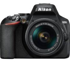 NIKON D3500 DSLR Camera with AF-P DX NIKKOR 18-55 mm f/3.5-5.6G VR Lens - Currys