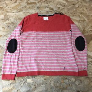 womens jumper size 12 UK Joules Pink/ Coral B6054