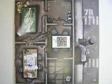Zombicide-Rue Morgue-Game tile 7r/7v