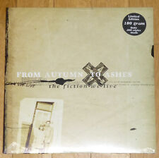 FROM AUTUMN TO ASHES Fiction We Live LP (SEALED) 180G VINYL /500 underoath.finch
