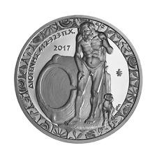 10 euro Grèce 2017 argent BE - Diogène