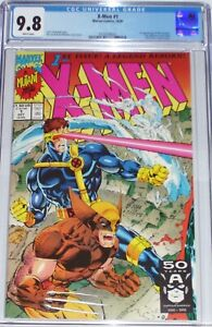 X-Men #1 CGC 9.8 1st appearance of the Acolytes. Wolverine Cyclops Iceman cover