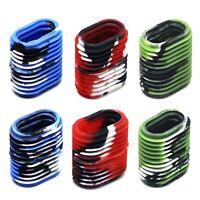 SAMSFX Fishing Reel Grip Handle Sleeve Ergonomic Knobs for Reel Grip Covers 6PCS