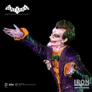 Joker 1:10 Iron Studios Arkham Knight Batman DC Comics