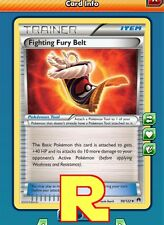 2x Fighting Fury Belt -  for Pokemon TCG Online (DIGITAL ptcgo in Game Card)