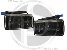 Volvo 850,S/C/V70,S/V40 Black LED Wing Repeator Lamps