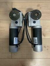 Antriebmotor für Elektrorollstuhl - 2 Stück  * DC 24 V / 10 Km/h ** NAGEL NEU