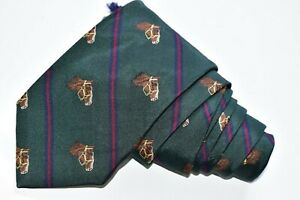 """Polo by Ralph Lauren  Men's Neck Tie W: 3 1/2 """" by L: 59 """" MADE IN ITALY """"NEW"""""""