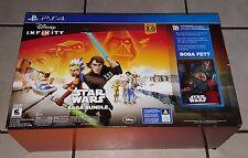 Disney Infinity: 3.0 Edition Star Wars Saga Bundle - PlayStation 4 - Brand New !