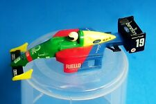 HO TYCO SLOT CAR BODY For 440X2,Magnum 440 & TCR, F-1 BENETTON INDY FORMULA #19