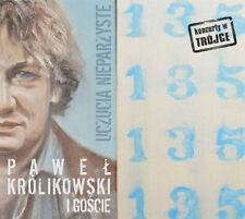 Pawel Krolikowski i goscie - Koncerty w Trójce vol. 9  (CD) 2013  NEW