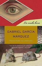 Vintage Espanol: La Mala Hora by Gabriel García Márquez (2010, Paperback)