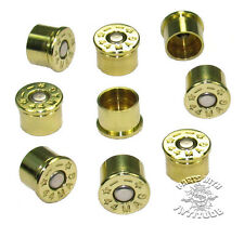 BRASS 44 MAG  BULLET BOLT CAPS for HARLEY ( KIT OF 16)