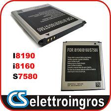 Batteria Samsung Galaxy S3 MINI I8190 I8160 S7580 1500maH Sped, Pro 1