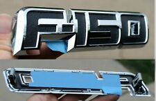 NEW! OEM FORD F-150 Chrome Fender Emblem 2009 2010 2011 2012 2013 2014 F150