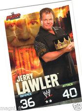 Slam Attax RAW - Jerry Lawler