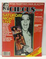 Circus Magazine Vintage Issue September 4, 1979 Saturday Night Live Gilda Radner