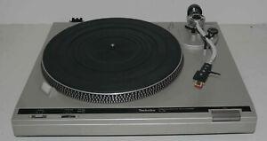 Platine disques vinyle vintage Technics SL-B2 Japan (sans capot)