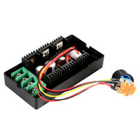 10-50V/40A/2000W Adjustable DC Motor Speed Control PWM Controller Adjuster N5T3