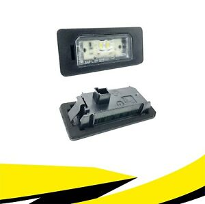 LED Nummernschildleuchte für BMW 1er 2er 3er 4er 5er X1 X3 X4 X5 X6 63267410302