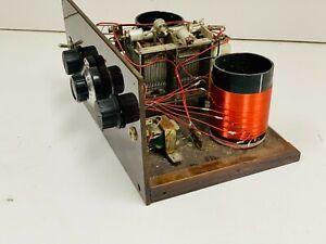 Vintage Crystal Radio