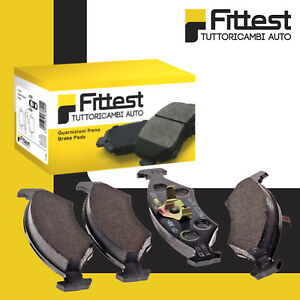 Pastiglie freni anteriori Ford Fiesta 3 4 III IV 1.1 1.2 1.3 1.4 1.8 Benzina