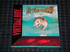 ! 100% NEW ! Nintendo 3D VB Virtual Boy VIRTUAL FISHING JP FREE EMS SHIP JAPAN