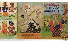 Kellogg's Funny Jungleland Moving Pictures  Premium 1932 #210A