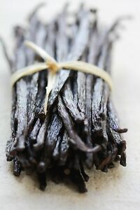 100 grams (Gourmet Grade) Mexican Vanilla Beans - Voladores Vanilla