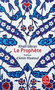 Le prophète — Khalil Gibran Le Livre de Poche