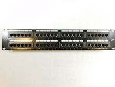 TRENDnet 48-Port Cat5e Network Unshielded Patch Panel