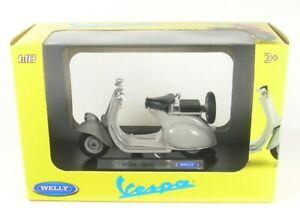Vespa 125CC (grau) 1953 1:18 Welly