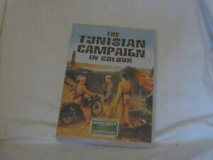 The Tunisian campaign in colour dvd.