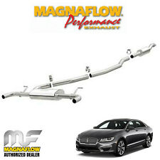 MAGNAFLOW Cat Back Stainless Exhaust Kit 2013-2019 Ford Fusion 1.5L 1.6L Turbo
