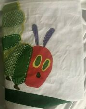 Pottery Barn Kids The Very Hungry Caterpillar™Shower Curtain NWOT NLA